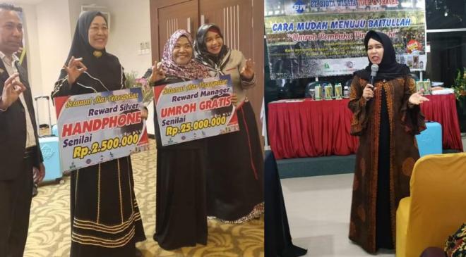 Aktivitas PT. Biota Wisata Tour & Travel  Pusat Makassar
