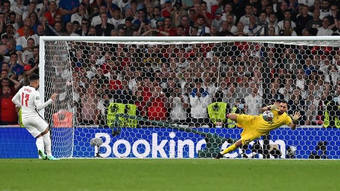 Inggris Gagal Adu Penalti Murni Kesalahan Southgate