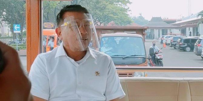 Moeldoko Sebut Tindakan Anggota TNI AU Injak Kepala Warga Sudah di Luar Prosedur