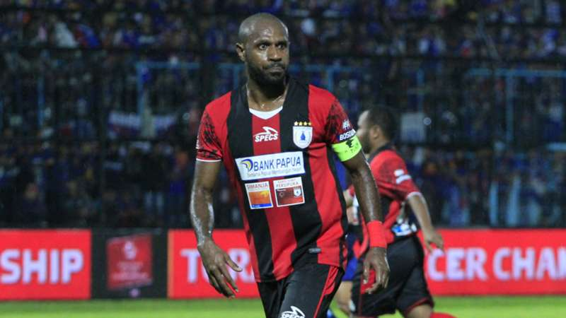 RESMI: Boaz Solossa Ke Borneo FC