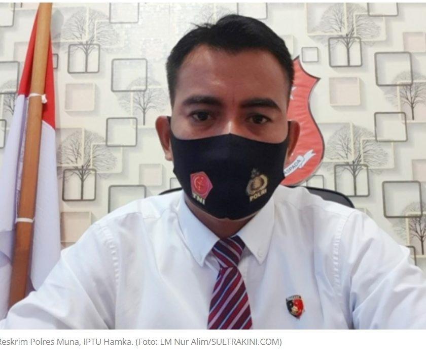 Kriminal: Muna Rawan Begal, Pelaku Usia Pelajar